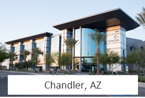 All Covered has Tier 3+ level data centers spanning the country located in Chandler, AZ, Aurora, IL and Sterling, VA. All three of the data centers are SOC 2 compliant and staffed 24x7x365.