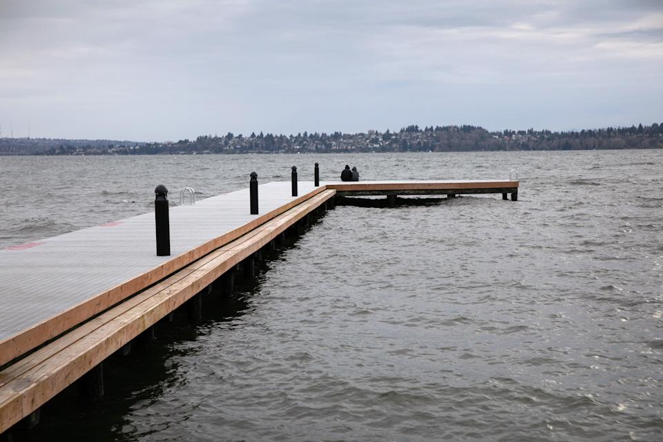 A man drowned in Lake Washington over the weekend amid record-breaking high temperatures (Getty Images)