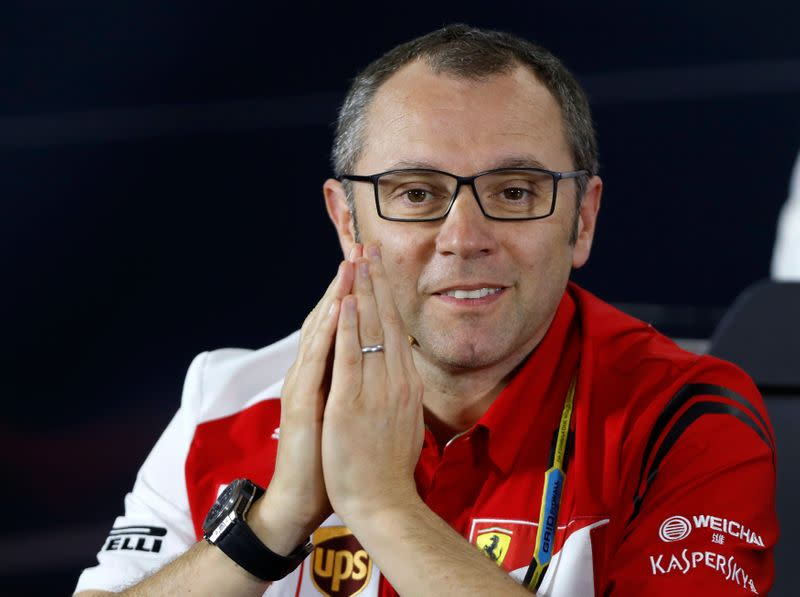 Domenicali to replace Carey as F1 CEO from January