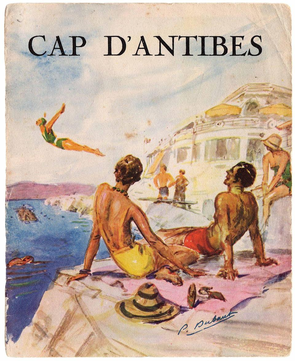 Photo credit: © HDCER Archives from Hotel du Cap-Eden-Roc: A Timeless Legend on the French Riviera, Flammarion, 2021
