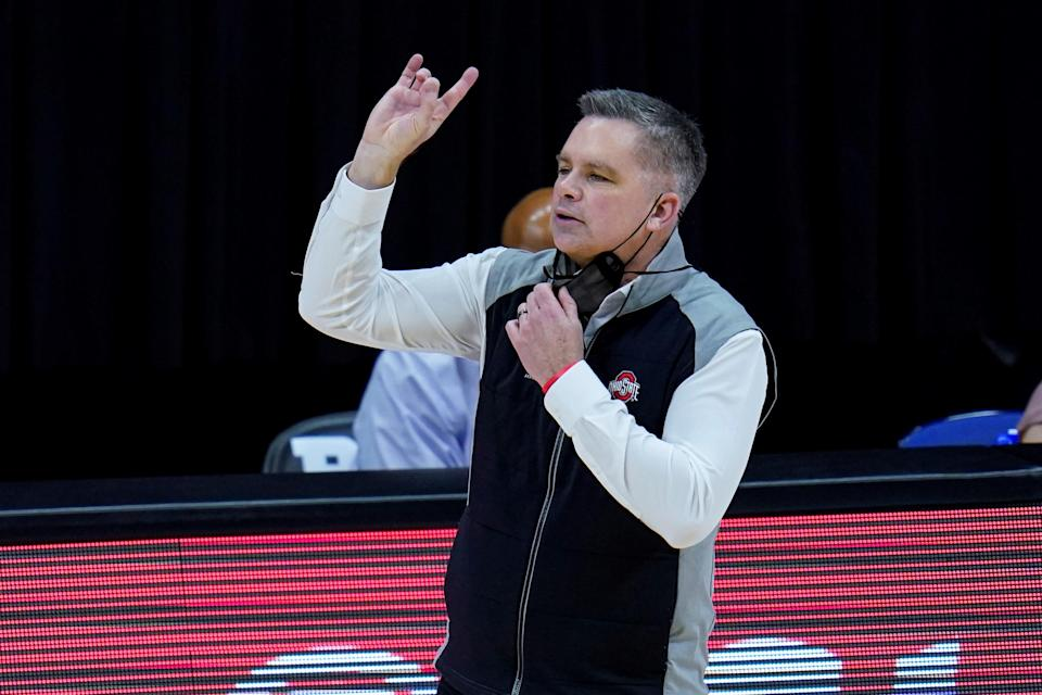 Ohio State coach Chris Holtmann named best 2017 hire by CBS Sports