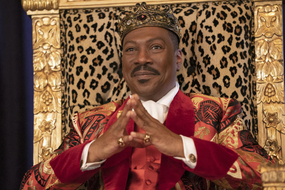 Eddie Murphy reprises his role more than three decades after the original movie<span class=