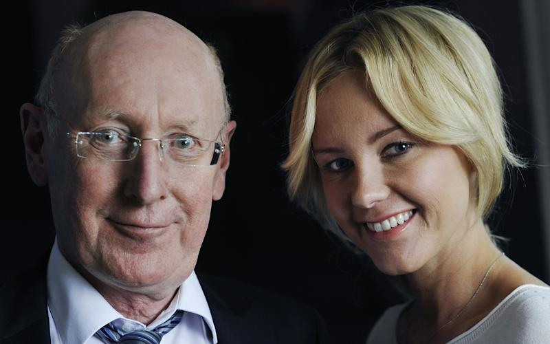 Sir Clive and Angie Sinclair in May 2010 - David Rose/Telegraph