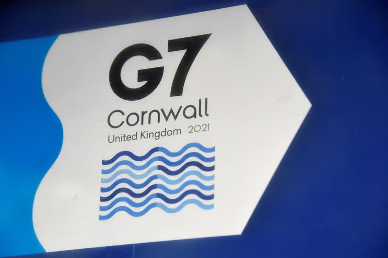 In-person G7 summit of global leaders due to take place in June at Carbis Bay, Cornwall