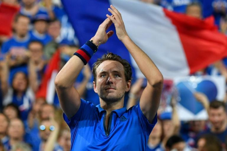 Lucas Pouille will lead France's hopes in this week's Davis Cup final agaisnt Croatia