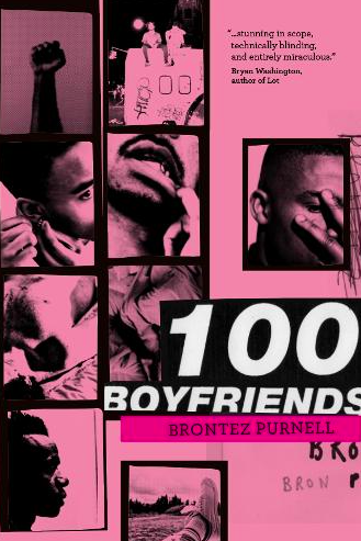 """Transgressive, foulmouthed and wildly funny, Brontez Purnell's <a href=""""https://www.refinery29.com/en-gb/tiktok-cottagecore-dark-academic-queer-women"""" rel=""""nofollow noopener"""" target=""""_blank"""" data-ylk=""""slk:100 Boyfriends"""" class=""""link rapid-noclick-resp""""><em>100 Boyfriends</em></a> is a filthy, unforgettable and brutally profound ode to queer love in its most messy of variations. <br><br>A horny, punk love song full of imperfect intimacies, <a href=""""https://www.refinery29.com/en-gb/tiktok-cottagecore-dark-academic-queer-women"""" rel=""""nofollow noopener"""" target=""""_blank"""" data-ylk=""""slk:100 Boyfriends"""" class=""""link rapid-noclick-resp""""><em>100 Boyfriends</em></a> takes readers on a riotous journey through dirty warehouses and gentrified bars, from dysfunctional houseshares to desolate farming towns in Alabama. Drawing us into a community of glorious misfits living on the margins of a white supremacist, heteronormative society, Purnell gives us an uncompromising vision of desire, desperation, race, loneliness and queerness.<br><br><strong>Cipher Press</strong> 100 Boyfriends by Brontez Purnell, $, available at <a href=""""https://uk.bookshop.org/books/100-boyfriends/9781916355378"""" rel=""""nofollow noopener"""" target=""""_blank"""" data-ylk=""""slk:bookshop.org"""" class=""""link rapid-noclick-resp"""">bookshop.org</a>"""