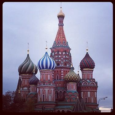 The Kremlin. (#NickInEurope)