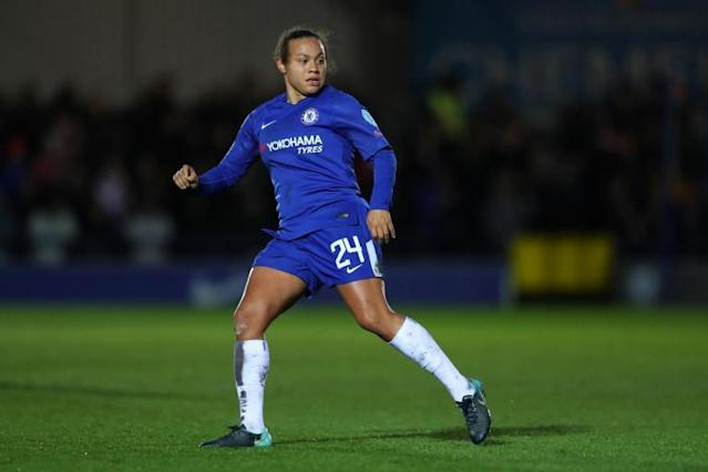 Chelsea Ladies win Women's Super League title after victory over Bristol City
