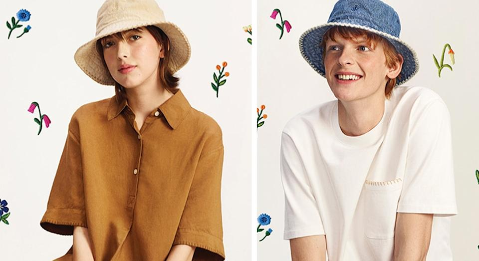 Uniqlo x JW Anderson Spring/Summer 2021 collection is here, and we want it all.  (Uniqlo)