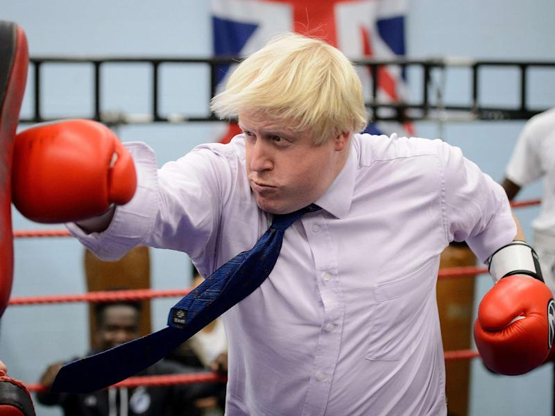 Boris Johnson has faced fights on several fronts