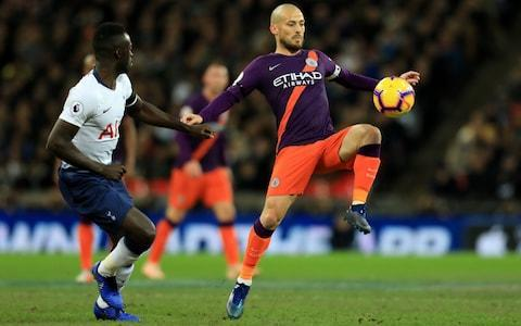 David Silva -Tottenham vs Manchester City, player ratings: Who looked like champions and who played like also-rans? - Credit: Getty Images