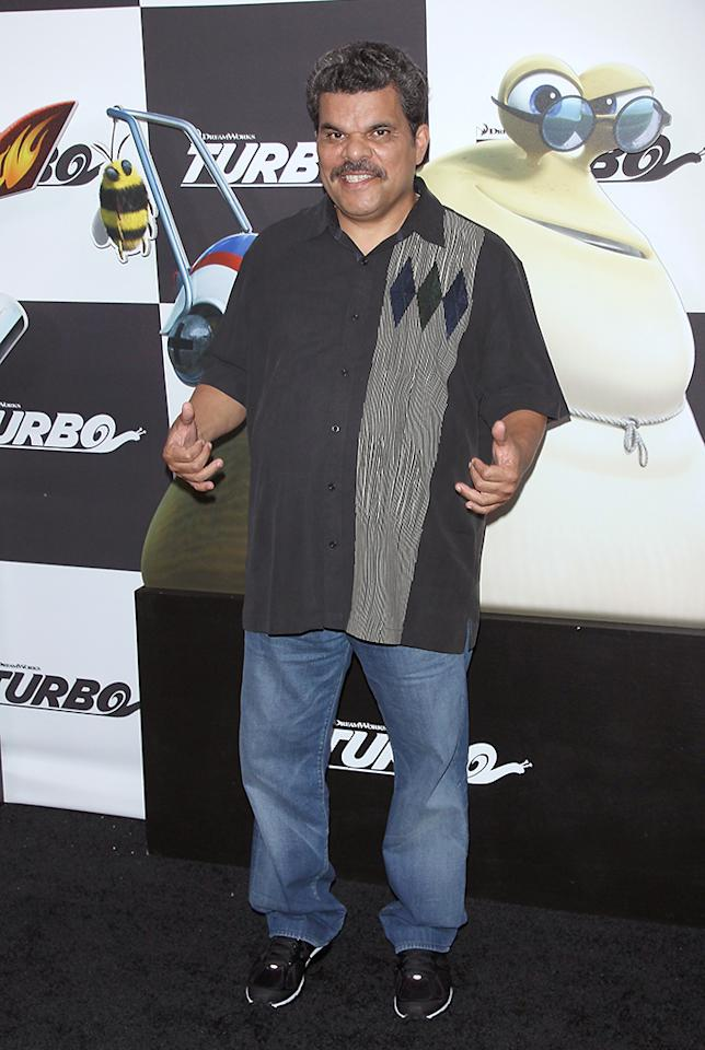 "NEW YORK, NY - JULY 09:  Actor  Luis Guzman attends the ""Turbo"" New York Premiere at AMC Loews Lincoln Square on July 9, 2013 in New York City.  (Photo by Jim Spellman/WireImage)"