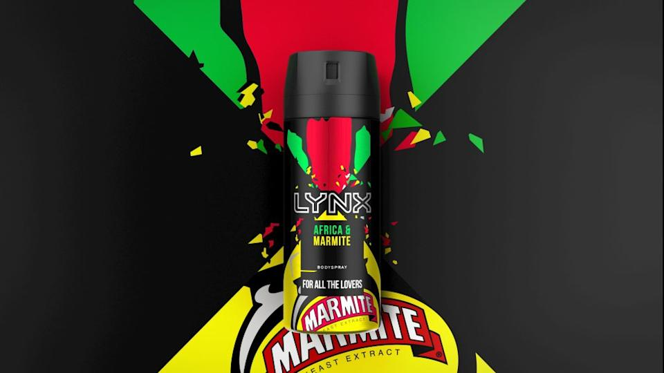 You'll either love it or you'll hate it. (Marmite/Lynx)