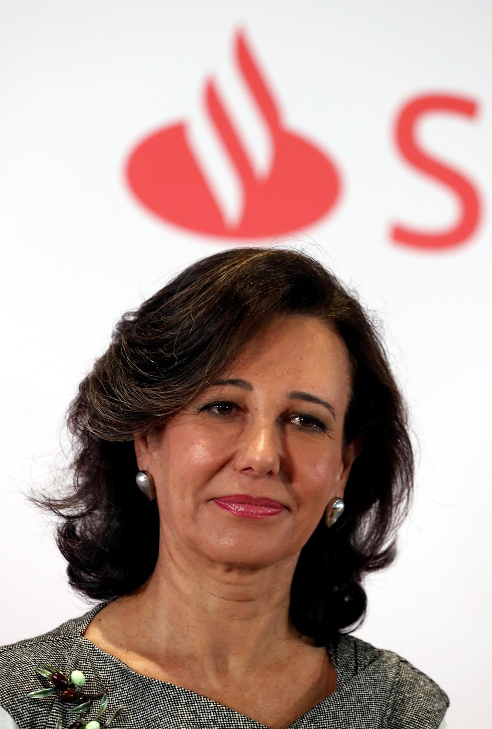 Spanish banker, who 0n 10 September 2014, was appointed executive chairman of Santander Group, the fourth generation of the Botín family to hold this role. Prior to this she was CEO of Santander UK, a role she held from December 2010.