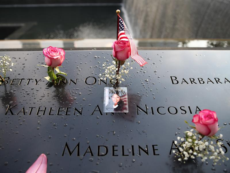 Celebrities Pay Tribute to 9/11 Victims on 16th Anniversary of Attacks