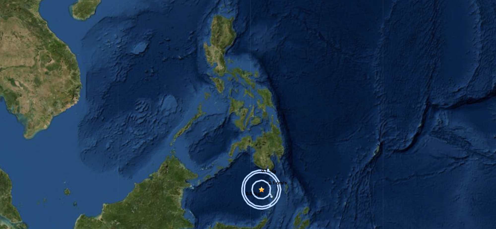 Earthquake of magnitude 6 strikes Celebes Sea, near Philippines – EMSC