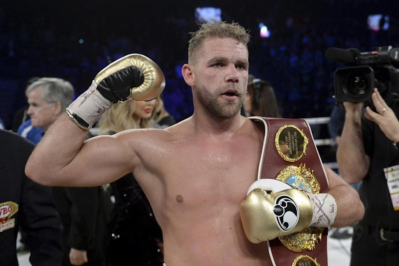 Saunders out of the running. (AP)