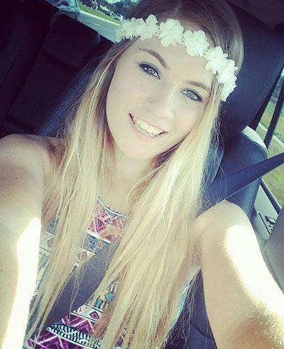 Aussie woman Abbey Trinca died suddenly in the US. Picture: Facebook