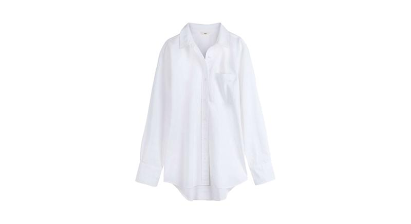 hush Oversized Shirt