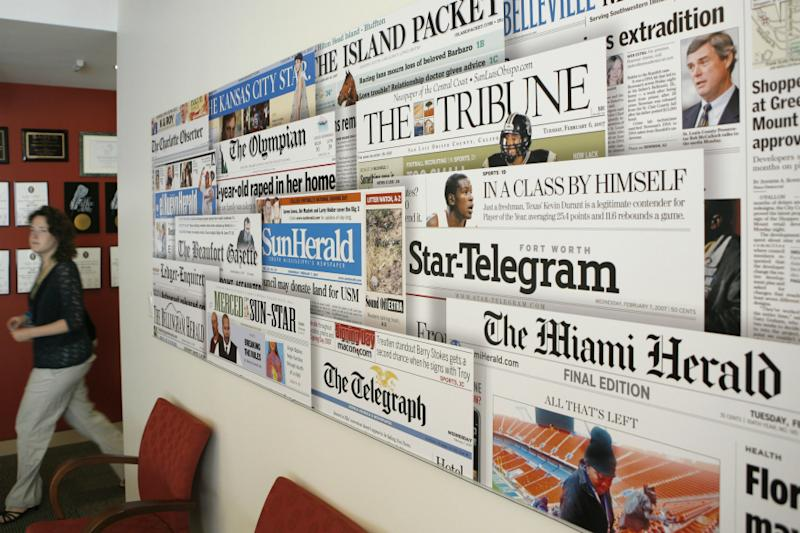 McClatchy, Second-Largest US Newspaper Group, Files for Bankruptcy to Shed Debt, Focus on Digital