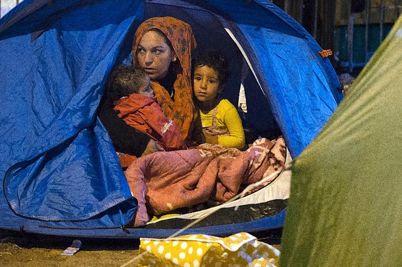 Last year, a funding shortfall forced UN agencies to cut food rations to 1.6 million Syrians living in refugee camps, a move now seen as having partly triggered the mass exodus of refugees to Europe (AFP Photo/Joel Saget)