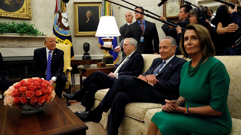 Democrats Hope Trump Will Make Deal On Dreamers After Debt Ceiling Cave