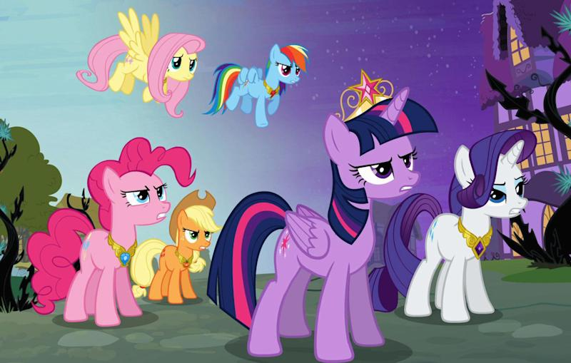 a my little pony movie plea don t forget the boys