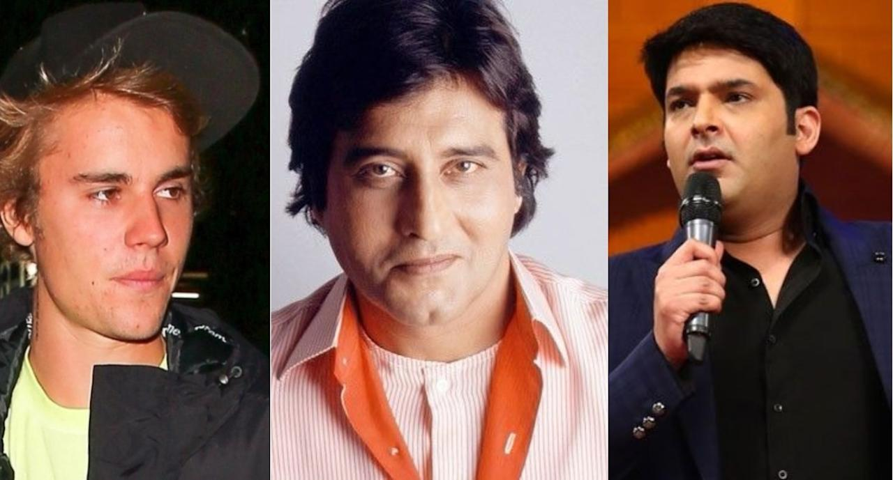 <p>Click through to see the 10 most searched male celebrities on Yahoo this year. The list is in descending order — 10 to 1 </p>