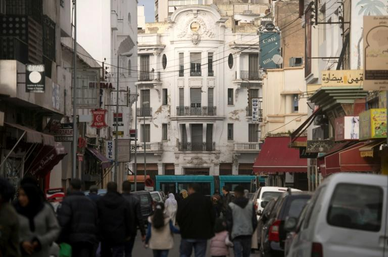 Casablanca was built in the 1920s and 1930s by architect and urban planner Henri Prost and mostly fellow French architects