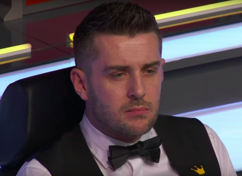 Mark Selby at the 2019 Masters