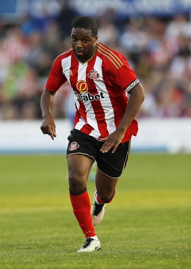 Britain Football Soccer - Hartlepool United v Sunderland - Pre Season Friendly - Victoria Park - 20/7/16 Sunderland's Charles N'Zogbia Action Images via Reuters / Lee Smith Livepic