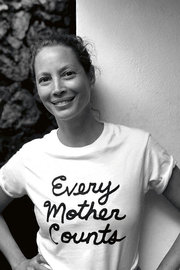 Citizens of Humanity Every Mother Counts Graphic Tee (Photo: Anthropologie)