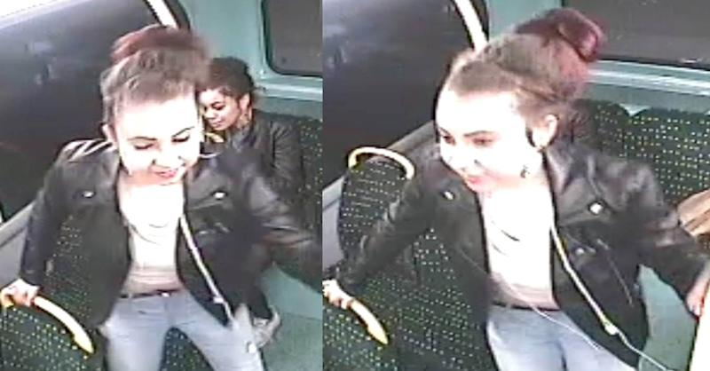 Police have released CCTV images of three girls