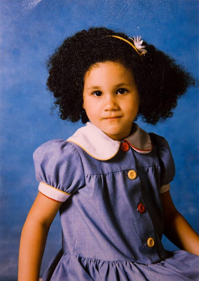<p>Before becoming a royal, Markle was born on August 4, 1981 in Canoga Park, Los Angeles. Her parents divorced when she was six years old and she was then raised in LA by her mom Doria Ragland, a yoga instructor and social worker. </p>