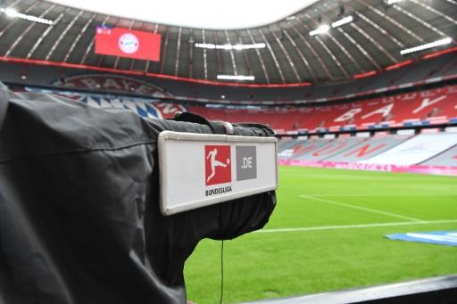 Fans were forced to watch games at home on television with all matches played behind closed doors