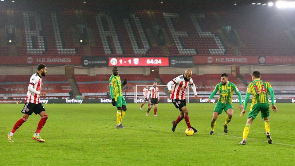 Sheffield United y West Bromwich Albion están prácticamente sentenciados a descender | Alex Livesey - Danehouse/Getty Images