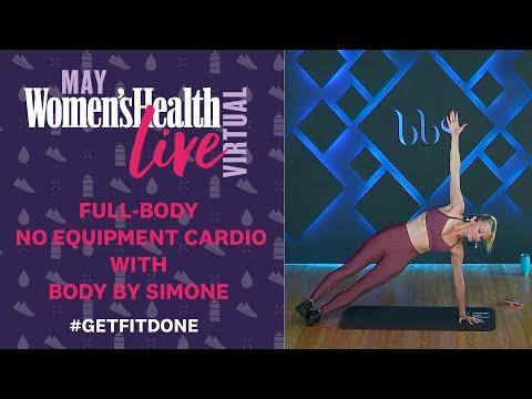 "<p>She's the dance cardio trainer loved by celebs galore and now you can do one of Simone de la Rue's dance workouts at home. Simone intersperses cardio exercises with strength-building exercises like squat holds and donkey kicks for the perfect sculpting, sweaty experience. </p><p><strong>Cut through the noise and get practical, expert advice, home workouts, easy nutrition and more direct to your inbox. Sign up to the <a class=""link rapid-noclick-resp"" href=""https://hearst.emsecure.net/optiext/cr.aspx?ID=G3e6MOYWpi_AW3TK2bbZnhXVlhqADBgZr9ebfcKed%2BOA5S1Z8hv7wIfRXKhioNEhc0RdbOz4%2BoqAGc"" rel=""nofollow noopener"" target=""_blank"" data-ylk=""slk:WOMEN'S HEALTH NEWSLETTER"">WOMEN'S HEALTH NEWSLETTER</a></strong></p><p><a href=""https://www.youtube.com/watch?v=_pHbDA-TMTI&t=1059s&ab_channel=Women%27sHealthUK"" rel=""nofollow noopener"" target=""_blank"" data-ylk=""slk:See the original post on Youtube"" class=""link rapid-noclick-resp"">See the original post on Youtube</a></p>"