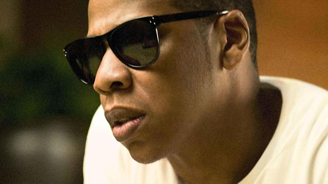 It looks like Hov has hit the studio with the Southern hitmaker.