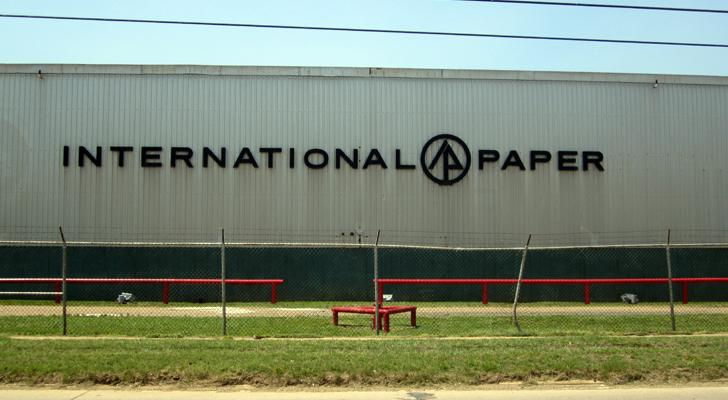 International Paper IP stock