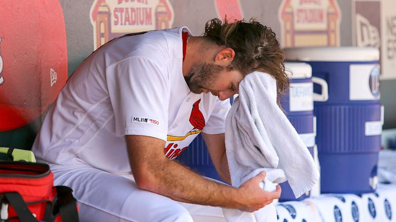 Wacha struggles in Cardinals loss