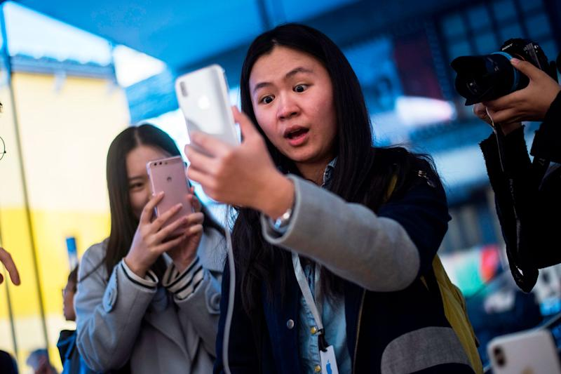 No turnaround for Apple in China due to smartphone 'saturation': UBS
