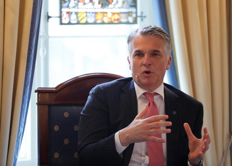 UBS boss Ermotti fears Europe's banks 'too small to survive'