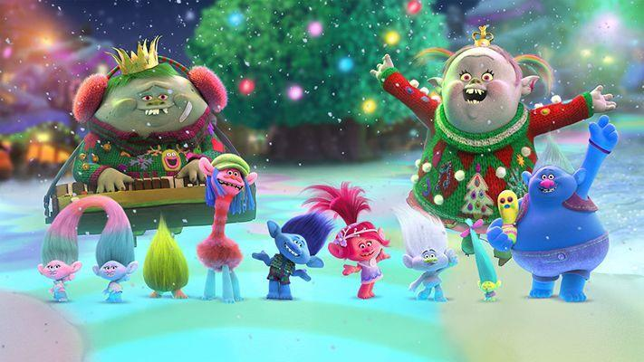 """<p>This half-hour special is unique in that the Trolls and their friends, the Bergens, aren't exactly celebrating Christmas. When Poppy realizes that the Bergens don't celebrate <em>any</em> holidays, she goes on a mission to create a new tradition — and, in the process, they figure out why festive days are necessary and what it means to celebrate with people you love. </p><p><a class=""""link rapid-noclick-resp"""" href=""""https://www.netflix.com/title/80185876"""" rel=""""nofollow noopener"""" target=""""_blank"""" data-ylk=""""slk:WATCH NOW"""">WATCH NOW</a></p>"""