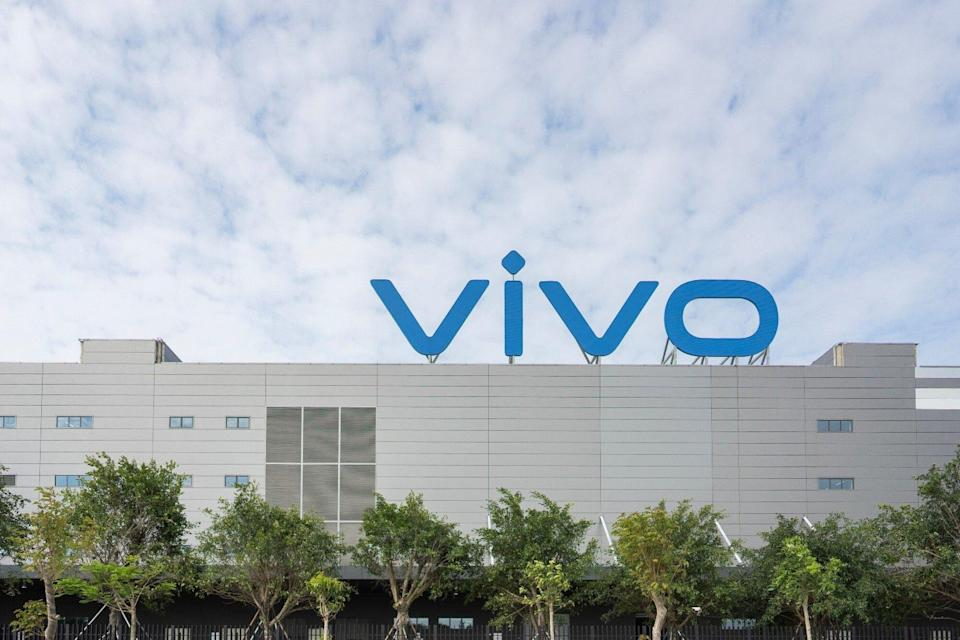 Vivo's manufacturing centre in Dongguan city, Guangdong province. Photo: Handout