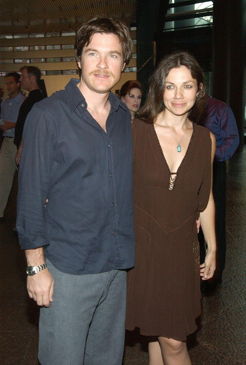 <p>Justine Bateman got her start in Hollywood as a teen actress on <em>Family Ties. </em>Her brother, Jason Bateman, soon joined her on-screen. Along with their acting chops, they have similar noses and light green eyes. </p>