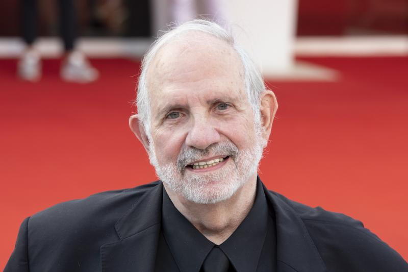 Brian De Palma at the 76th Venice International Film Festival 2019. (Photo by Marco Piraccini/Archivio Marco Piraccini/Mondadori Portfolio via Getty Images)