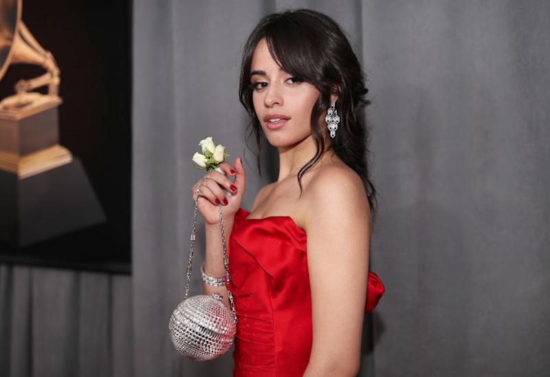 Camila Cabello Led A Powerful Political Performance At The Grammys