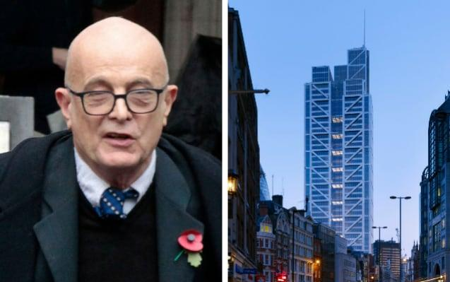 """The legal team argued that """"given the price"""" an internet connection was expected inStephen Shalson's luxury high-rise apartment"""