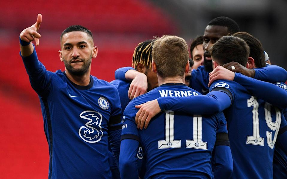 Chelsea vs Manchester City, FA Cup semi-final: live score and latest updates - Andy Hooper