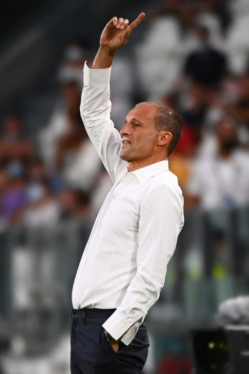 Massimiliano Allegri is back on home turf this season with Juventus
